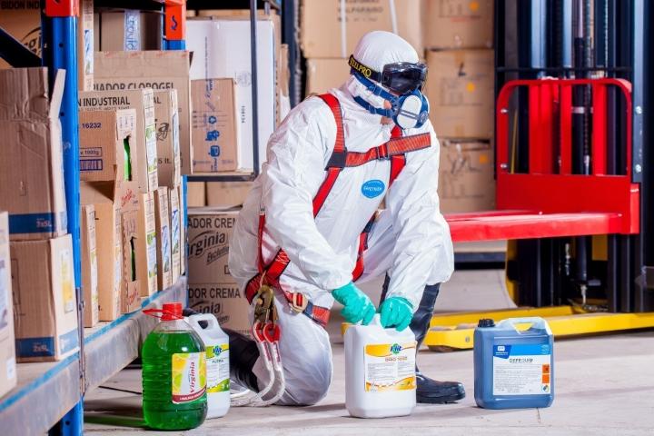 охрана труда и безопасность