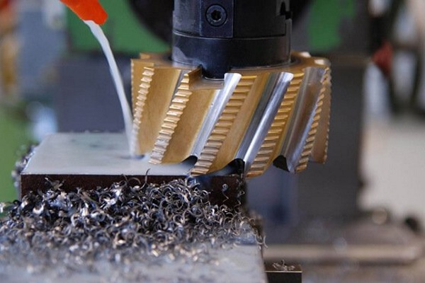 фрезерная обработка металла своими руками